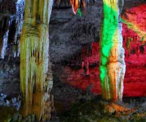 亚洲第一长洞——双河洞地质公园景区5月1日开园接待游客