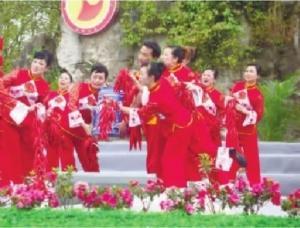 """绥阳""""诗乡风雅艺术团""""亮相央视"""