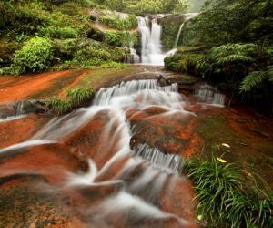 赤水丹霞成为贵州省第二个世界自然遗产地