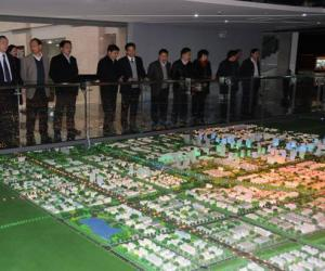 绥阳县党政代表团赴江苏、上海考察招商