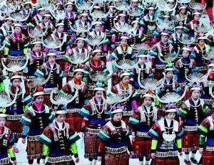 2012年欢乐贵州游 96项节庆活动伴你行