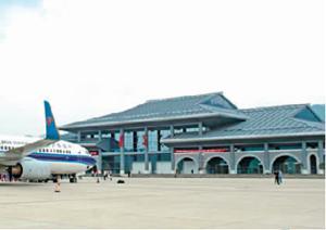 波音737空降新舟 遵义机场七月通航可成定局
