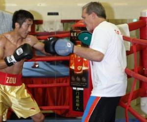职业拳击第二战今晚打响 邹市明能否KO对手