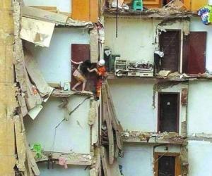 贵州连发生3起塌楼事件 涉事房屋均系砖混结构