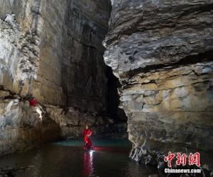 """【图片】186.333公里,中国第一长!贵州双河洞再""""变长"""""""